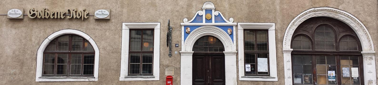 Das älteste Gasthaus der Stadt Halle